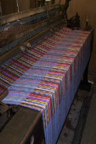 Woollen Mills Working And Weaving In West Wales The Real