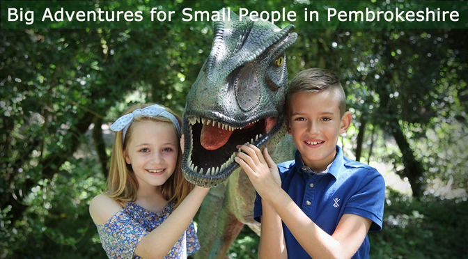 Big Adventures For Small People In Pembrokeshire The