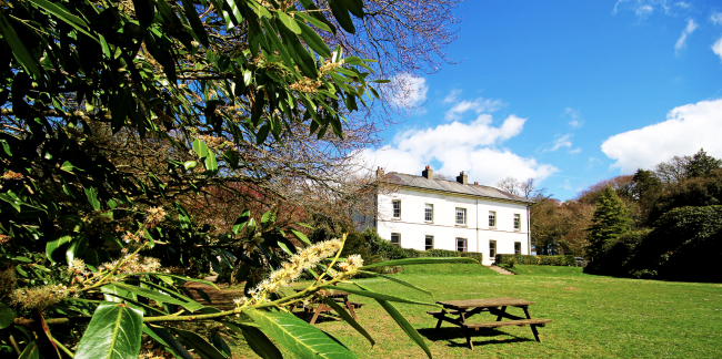 Introducing the top 8 historic houses in west wales the - The best house in wales ...