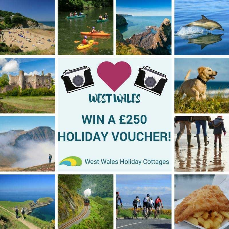 West Wales Holiday Cottages photo competition