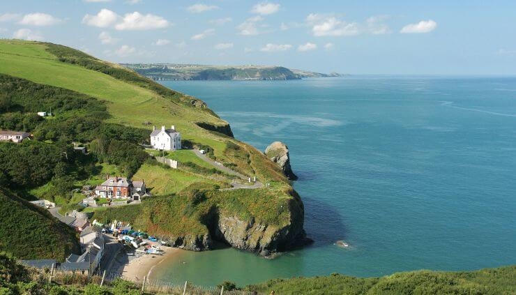Holiday Cottages Wales - cottages in Pembrokeshire