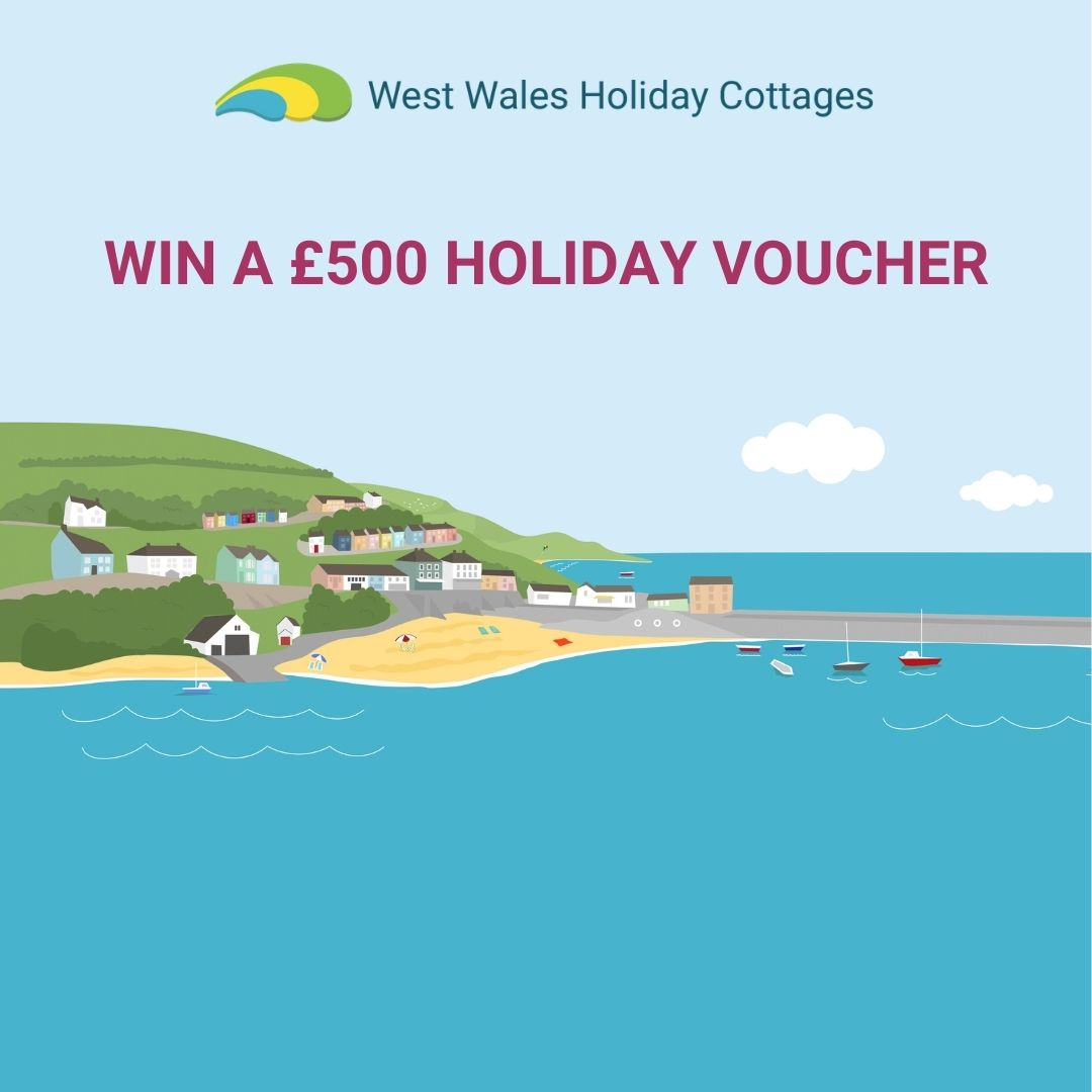 Win a £250 holiday voucher! Enter our free prize draw for your chance to win!