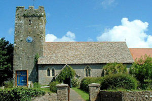 Church of St Mary's, Angle, Pembrokeshire