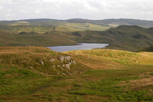 Teifi Pools and Cambrian Mountains