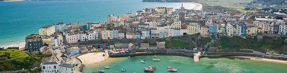 Tenby Guide West Wales Holiday Cottages