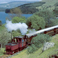 Photo of Brecon Mountain Railway