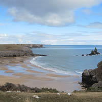 Photo of Broadhaven South Beach