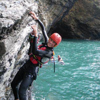 Photo of Celtic Quest Coasteering.