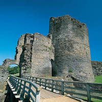 Photo of Cilgerran Castle
