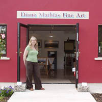 Photo of Diane Mathias Fine Art