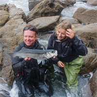 Photo of Fishing and Foraging Wales