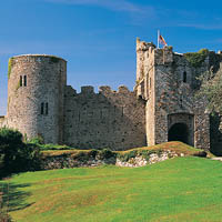 Photo of Manorbier Castle