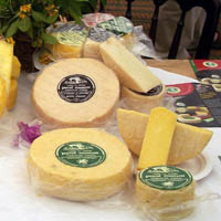 Photo of Pantmawr Farmhouse Cheeses.