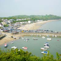 Photo of Saundersfoot Beach