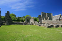 Photo of St Dogmaels Abbey and Coach House
