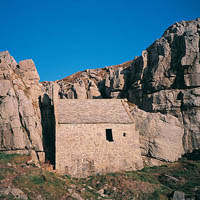 Photo of St Govan's Chapel