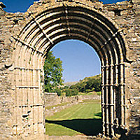 Photo of Strata Florida Abbey