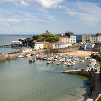 Photo of Tenby Harbour Beach