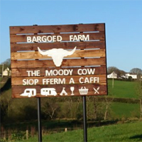 Photo of The Moody Cow Farmshop and Welsh Bistro.