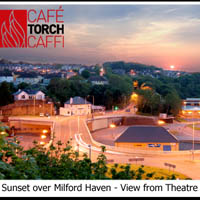 Photo of Torch Theatre.